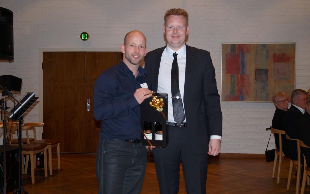 Kenneth Velling – årets dommer 2015