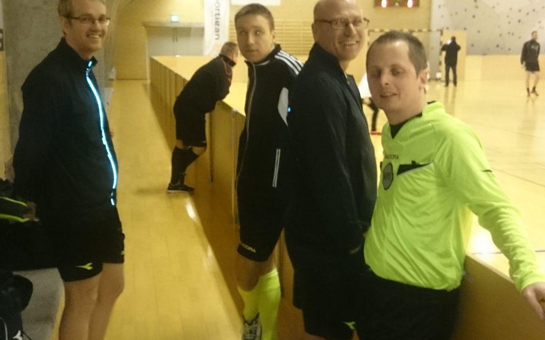 Indendørs fodbold i Havndal