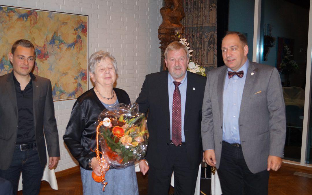 Stig Hornbæk – 50 år som dommer