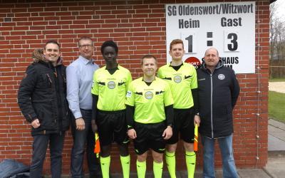 På besøg i tysk fodbold