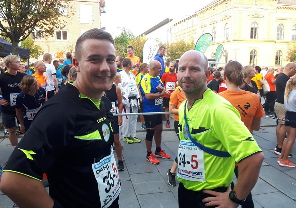 Randers City Stafet 2019