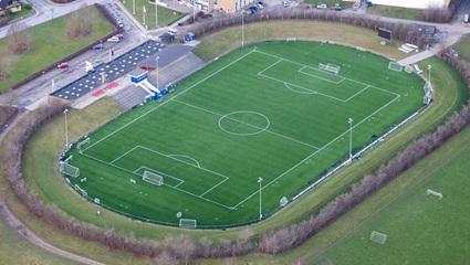Jyllands bedste stadion til breddefodbold ligger i …