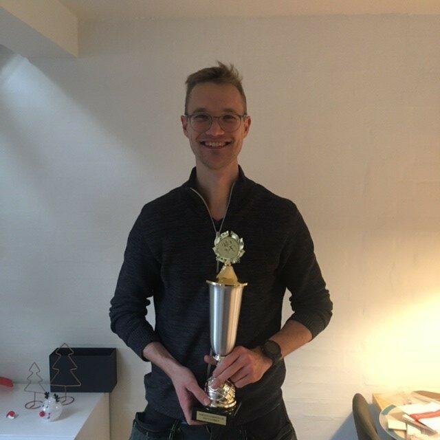 Årets dommer i Randers Fodbolddommerklub